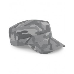 Beechfield B33 Camo Army Cap
