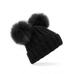 Beechfield B414 Faux Fur...